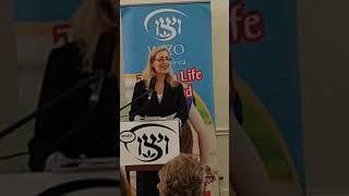 Jo Mallel    Wizo  Adrienne  13 November 2018