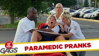 Repeat youtube video Paramedic Pranks - Best of Just for Laughs Gags