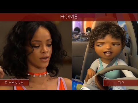 Behind The Voices - Celebrities Collection (Rihanna, Katy Pe