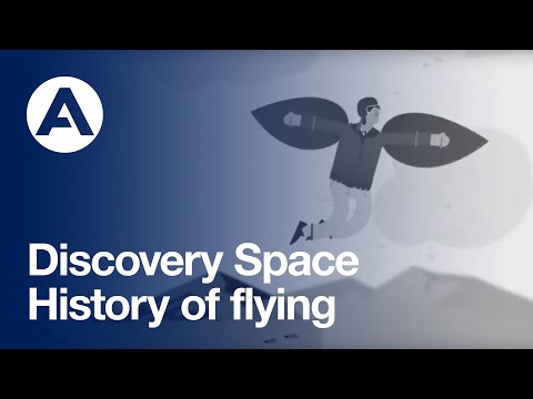 The history of flying | Discovery Space