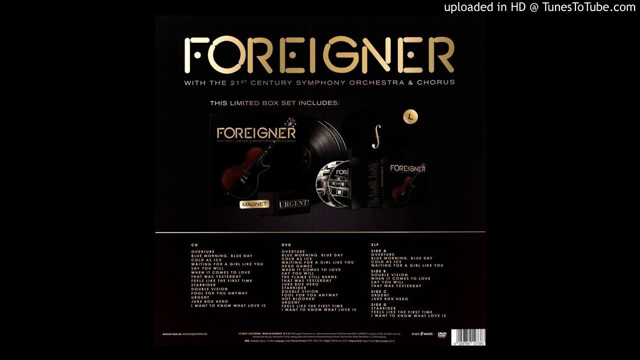 i want you to know what love is foreigner mp3