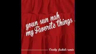 Youn Sun Nah My Favorite Things Creaky Jackals Remix