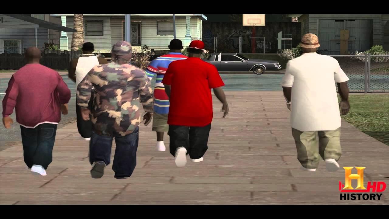 Gangland Crenshaw Mafia Gangster Bloods Youtube