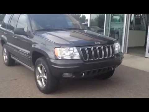 pre owned 2002 jeep grand cherokee overland for sale in med youtube pre owned 2002 jeep grand cherokee overland for sale in med