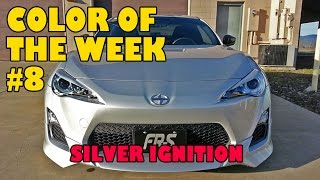 Silver Ignition Color of the week #8