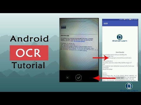 How to Text from image OCR using Google Vision API in Android Studio