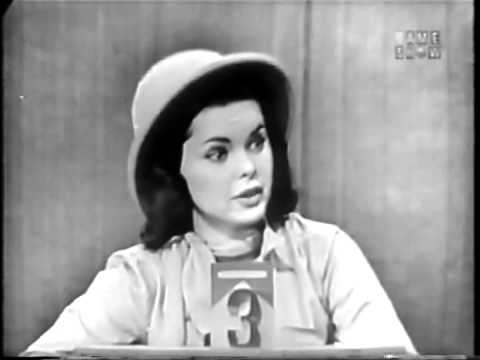 """To Tell the Truth - """"As the World Turns"""" creator; PANEL: Jackie Cooper (Dec 2, 1958)"""