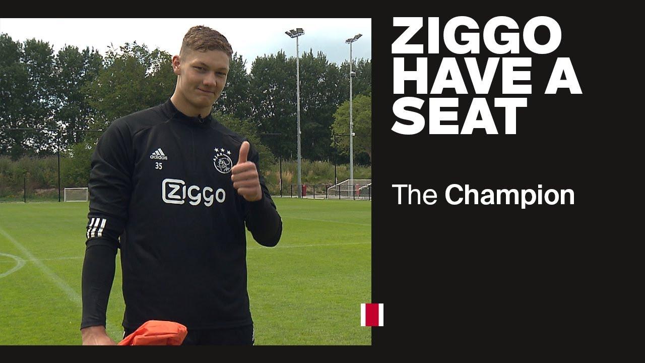 Ziggo Have a Seat - AND THE WINNER IS - Kjell Scherpen 💪