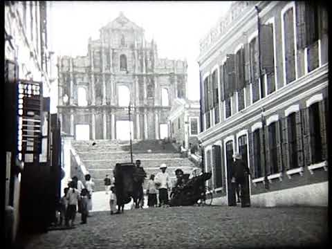 Old MACAU, Portugese colony in  1930