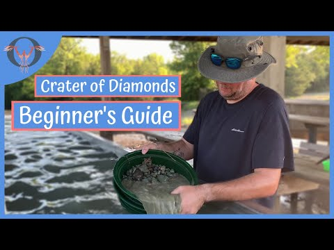 Crater Of Diamonds State Park Tips, And Tricks: Beginners Guide To Hunting For Diamonds In Arkansas