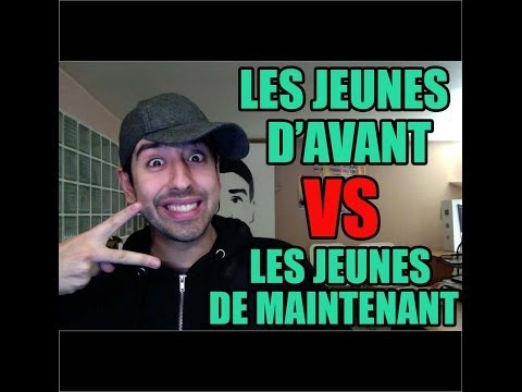 Download Youtube: Abdel en Vrai - Les jeunes d'avant VS Les jeunes de maintenant