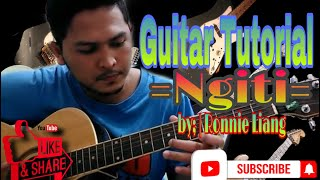 ngiti (guitar tutorial) by: ronnie liang