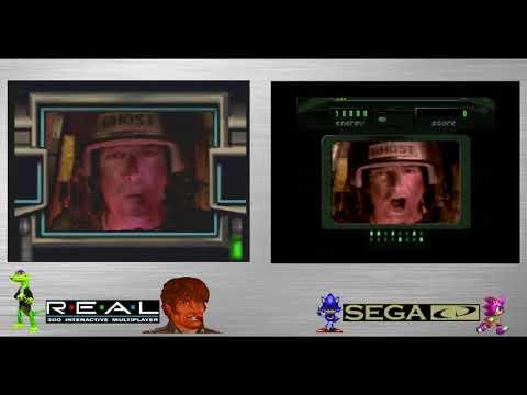 Sewer Shark: 3DO vs Sega CD Comparison