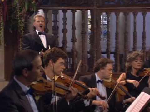 J S Bach - Cantata BWV 56 - Ton Koopman - part 1