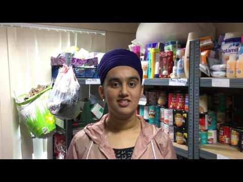 East Durham Trust - FEED Volunteer Harinda