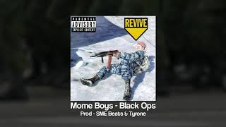 Mome Boys - Black Ops Cypher (Official Audio)