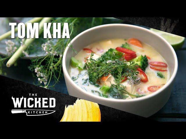 Vegan Tom Kha | The Wicked Kitchen