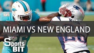 Miami Dolphins vs. New England Patriots Week 2 NFL Predictions