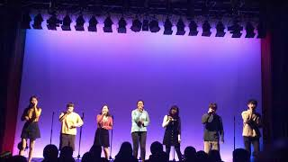 Love Song   Glee Cast (Acapella Cover)