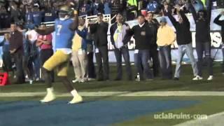 UCLA Defeats Washington St, 28-25