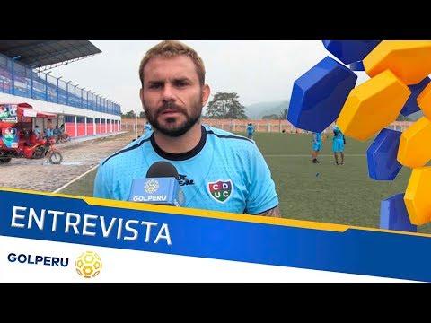 """Cristian Bogado: """"Espero llegar el lunes al partido contra Melgar"""""""