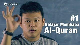 Belajar Membaca AlQuran: Huruf Hijaiyah Hamzah (seri 001)