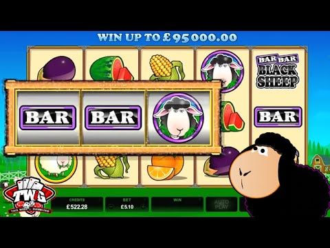 Bar Bar Black Sheep Online Slot from Microgaming