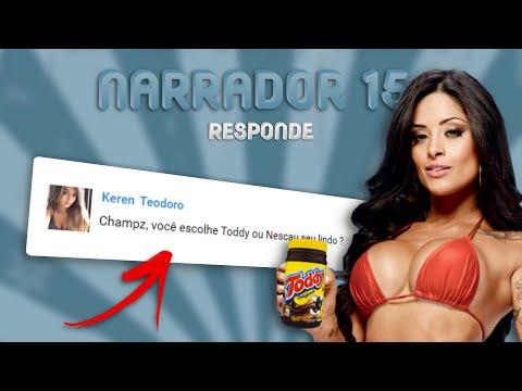 NARRADOR RESPONDE 15 - NARRADO PELO GOOGLE TRADUTOR