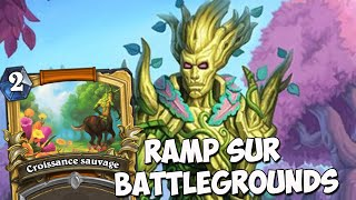 RAMP SUR BATTLEGROUNDS AVEC OMU