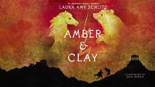 Amber and Clay Book Trailer