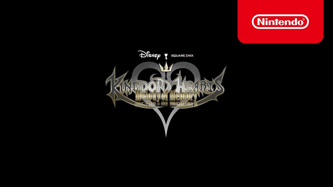 KINGDOM HEARTS: Melody of Memory – Ankündigungstrailer (Nintendo Switch)