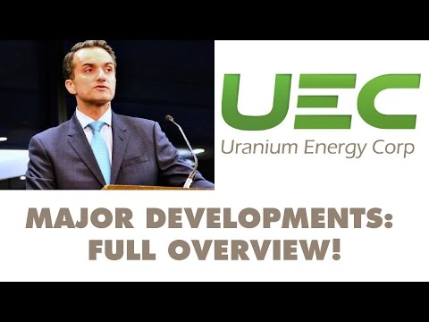 U.S. Energy Independence: Uranium Leads The Way - Amir Adnani