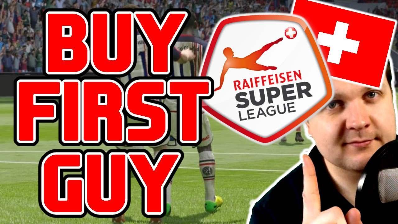 Fifa 15 Buy First Guy 15 Raiffeisen Super League