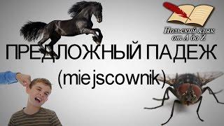 Польский язык от А ДО Ż - Предложный падеж (13 урок)