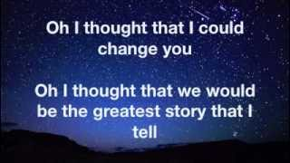 Repeat youtube video I Don't Wanna Love Somebody Else - A Great Big World (Lyrics)