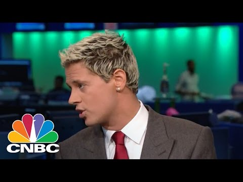 Milo's interview about the alt right on CNBC.