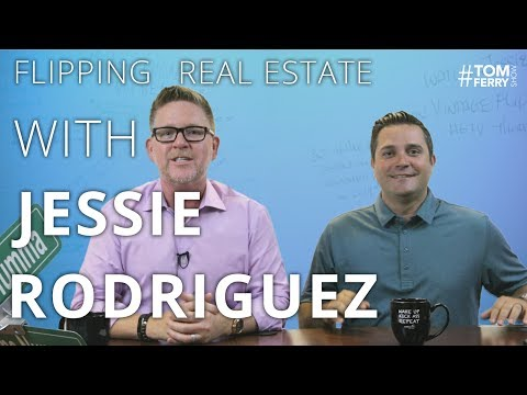 Flipping Houses - How to Find Investors and Calculate Risks | #TomFerryShow Episode 126
