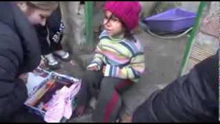 Geschenke für Romakinder