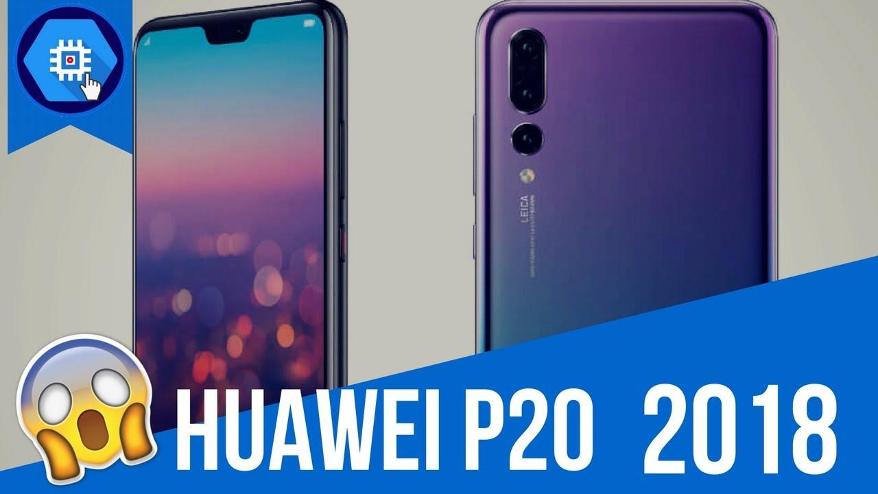 caracteristicas huawei p20 pro
