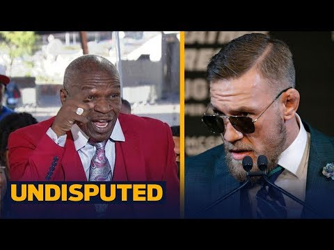 Thumbnail: Floyd Mayweather Sr.: I'll whoop Conor McGregor's a** | UNDISPUTED