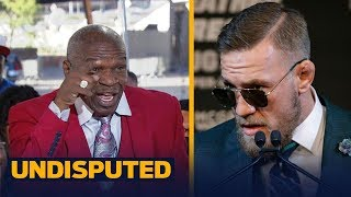 Floyd Mayweather Sr.: I'll whoop Conor McGregor's a**   UNDISPUTED
