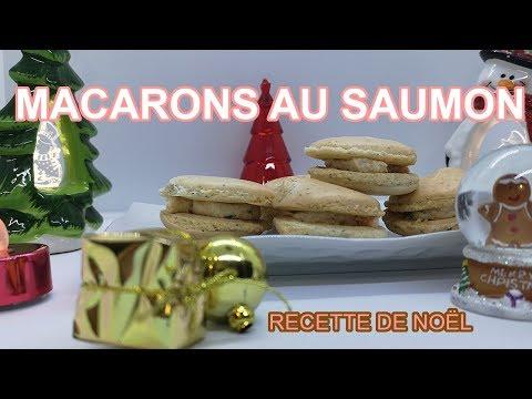 🎅-recette-de-noël-|-macarons-au-saumon-🎅