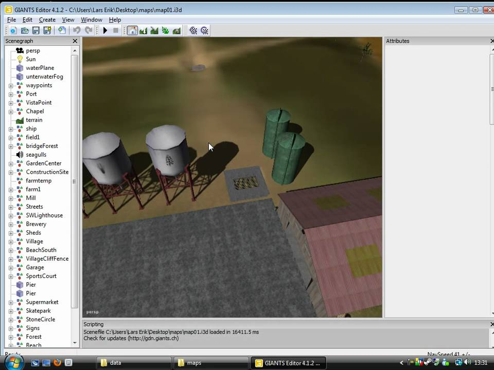 Farming Simulator 2009 - How To Move And Add Buildings in ...