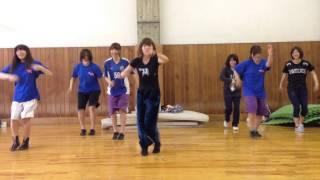 2013年より亜細亜大学でダンス部TANZのコーチしてます☻ ※土曜不定期.