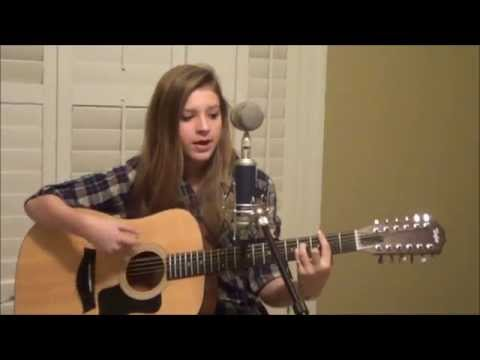 """""""Be Good"""" Emily Kinney- Acoustic Cover- by Caroline Dare"""