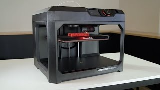 MakerBot Learning| Replicator+ Unboxing