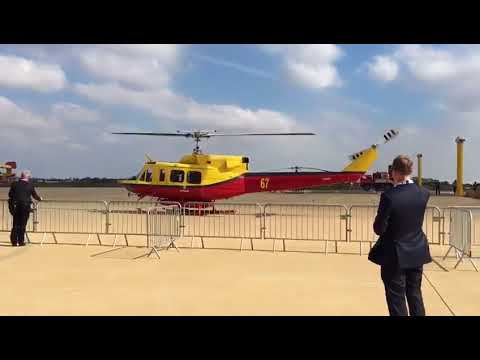 Aerial Fire Fighting 2017 - Heli Protection Europe