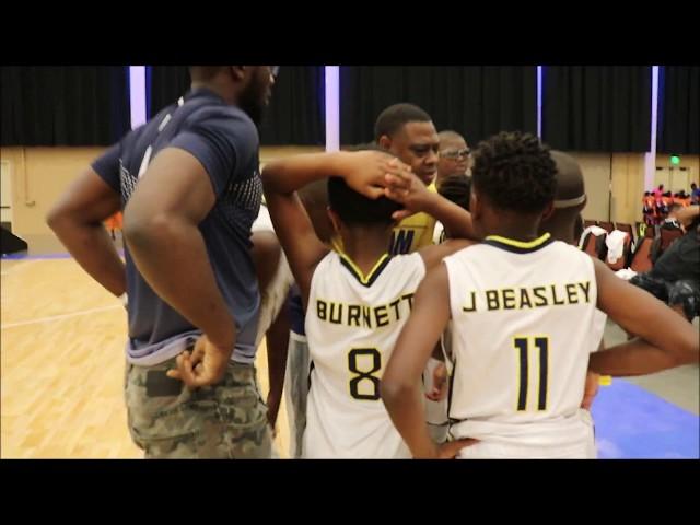 East Point Runnin Rebels vs. GA Grizzlies [3rd G] - Teammate Basketballs 2018 Natl Championship