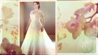 Лучшие свадебные платья для полных. много фото.