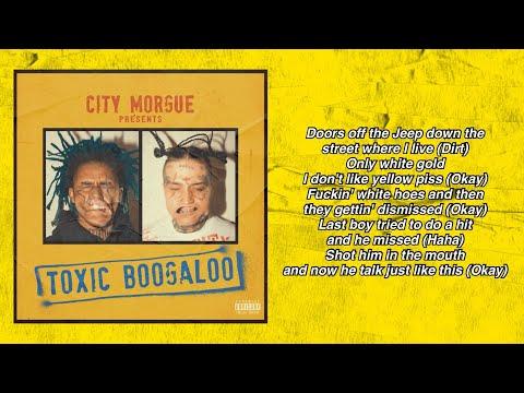 City Morgue - YELLOW PISS (lyrics)